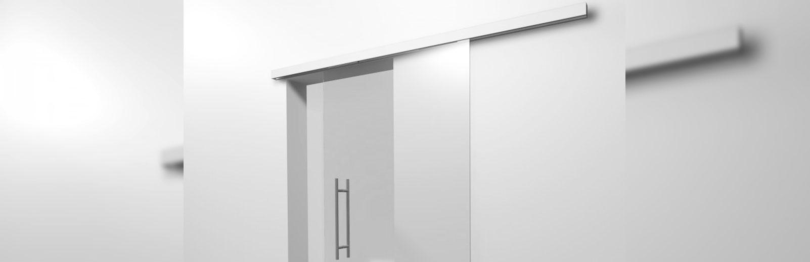 Glas Schuifdeur Binnen.Schuifdeuren Rvs Design